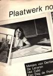 Aarsman, Hans, Harry Meier en Peter Schaap (redactie) - Plaatwerk no. 1. Met o.m. fotoserie Hans Aarsman: 'De Leraren'