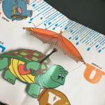 Strejan, John (ills.) and Penick, Ib (paper engineering) - The Alphabet Book A Sesame Street Pop-up