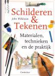 Wilkinson, J. (ds1373A) - Schilderen & tekenen , materialen , technieken en de praktijk