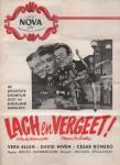 Humberstone, Bruce (Regie) - Lach en Vergeet! (Happy Go Lovely)
