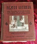 Hulst sr., W.G. van de /  Wouters, D - 1, 6, 7 Lezen Leeren (lezen leren) 1= 1938 - 6= 1922 - 7= 1920