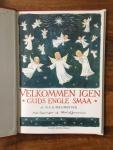 Grundtvig, N.F.S., Jensenius, Herluf (ills.) and Berggreen, A.P. (music) - Velkommen Igen Guds Engle Smaa