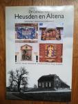 Aalst, Tom van der - De landen van Heusden en Altena. Verleden, heden en toekomst.