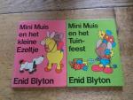 Blyton, Enid - Mini muis en het tuinfeest