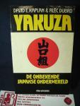 Kaplan, David E., Alec Dubro - Yakuza, de onbekende Japanse onderwereld