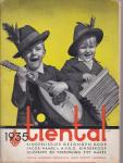 Piet Maree - 1935 - Tiental Kinderliedjes gezongen door Jacob Hamel's AVRO kinderkoor.