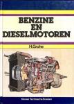 Grohe, H. - Benzine en dieselmotoren /  werking, constructie en berekening van tweeslag- en vierslagverbrandingsmotoren