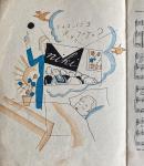 Praag, Henri C. van (music), Otten, Bep (text) and Dijkstra, Johan (ills.) - Gelukkig niet te laat!