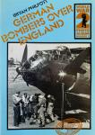Philpott, Bryan. - german bombers over England. World War 2 Photo Album. A selection of German wartime photographs from the Bundesarchiv, Koblenz.