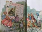 Potter, Beatrix - The Great Big Treasury of Beatrix Potter With her original Illustrations Nineteen Stories of Peter Rabbit and His Friends