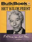 Veen, Adriaan van der - Het wilde feest