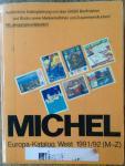 - Michel - Europakatalog West 1991/ 92 (Länder M-Z)