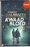 Galbraith, Robert (ds1201) - Kwaad bloed. Een Cormoran Strike thriller