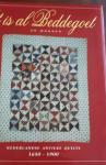 MOONEN, An - 't is al Beddegoet. Nederlandse antieke quilts 1650 - 1900