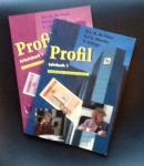 Haan, R. de  e,a, - Profil Lehrbuch 1  Methode Duits voor de sector Economie + Profil Arbeitsbuch 1   Methode Duits voor de sector Economie