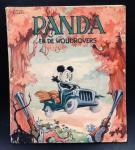 Toonder, Marten - Panda en de woudrovers Serie 1 Deel 4