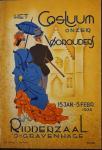 """Anon. - Tentoonstelling """"Het Costuum onzer voorouders"""" Ridderzaal - 's Gravenhage 15 januari tot 5 februari 1936"""