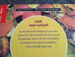 Os, Erik van, Lieshout, Elle van - Leuk, naar school! / Zwijsen schatzoekers - Een nieuw schooljaar