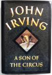 Irving, John - A Son of the Circus (Ex.1) (ENGELSTALIG)