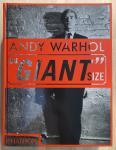 "Warhol, Andy / Bluttal, Steven - Andy Warhol ""Giant"" Size"