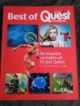 Quest, redactie - Best of Quest / de beste verhalen uit 10 jaar Quest; en hoe ze werden gemaakt
