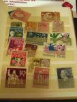 Geen - Olifant Postzegelverzamelboekje met zegels
