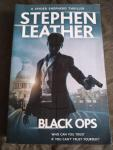 Leather, Stephen - Black Ops / Who can you trust if you can't trust yourself?