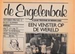 Knippenberg, Patty e.a. - De Engelenbak (waarin opgenomen De Literatuurkrant), oktober 1976/No. -2