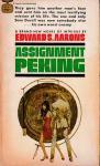 Aarons, Edward S. - Assignment Peking