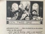 Roggeveen, Leonard, - Hoe Jan Klaassen den zieken koning beter maakte Gezellige Uurtjes XXII