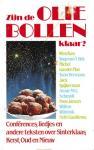 Meijnen, Nanda en Voerman, Jaap (samenstelling) - Zijn de oliebollen klaar? Conférences, liedjes en andere teksten over Sinterklaas. Kerst, Oud en Nieuw