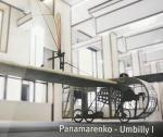 DIJKHUIS, Anneroos & ENGELS, John & VERHOOGT, Gerard (eindredactie) - Panamarenko - Umbilly 1