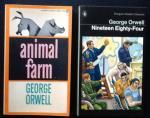 George Orwell - Animal farm + Nineteen-Eighty-Four