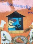 Safran, Sheri, Tatcheva, Eva (ills.), papierconstructie door Richard Ferguson - Zelda de heks is jarig en boosaardig pop-up boek