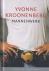 Kroonenberg, Yvonne - Mannenwerk